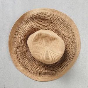 JCREW Straw Hat One size